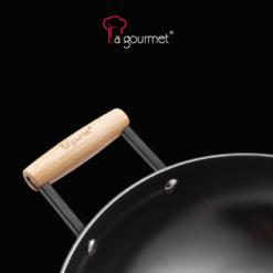 Chảo gang La gourmet 30cm