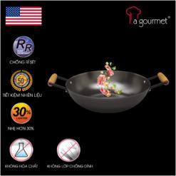 Chảo gang La gourmet 32cm