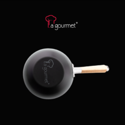 Chảo thép La gourmet 20cm lòng sâu