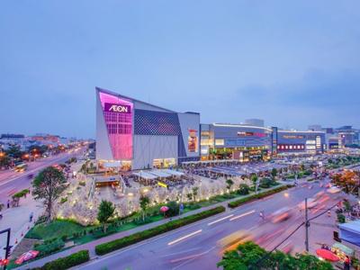 Cửa hàng La gourmet - Aeon Bình Tân