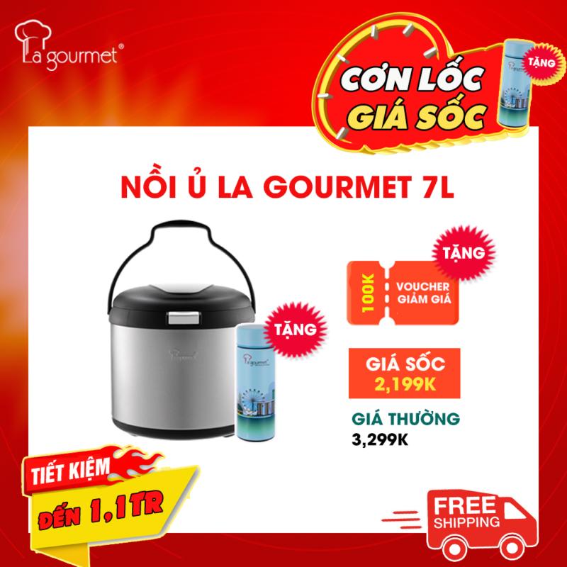 Nồi ủ giữ nhiệt La gourmet 7L